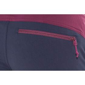 Bergans Cecilie Mountaineering - Pantalones Mujer - rosa